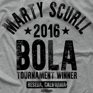 Marty Scurll Year of the Villain T-shirt