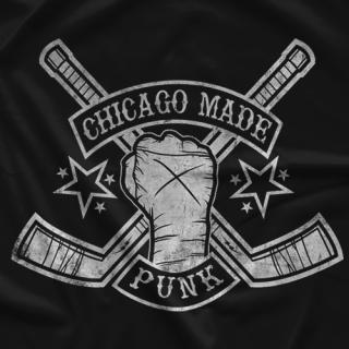 CM Punk Souls T-shirt