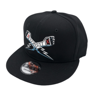 CM Punk - Lightning Fists New Era 9Fifty Flatbill Snapback