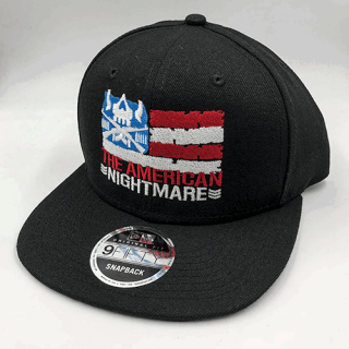 Ingobernables Mesh Back Hat