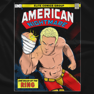 American Nightmare Comics