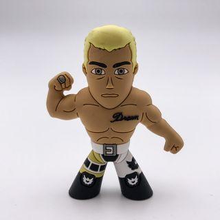 Cody (Blonde Variant) Micro Brawler Figure