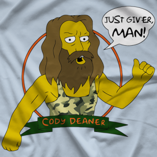 Simpsons Deaner T-shirt