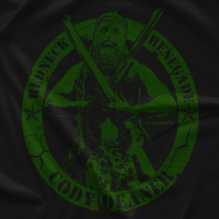 Redneck Renegade Green T-shirt
