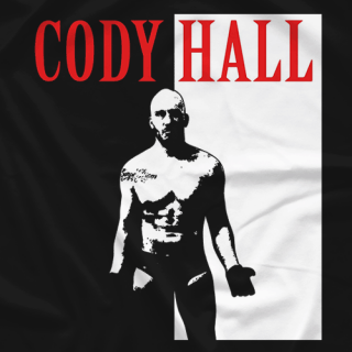 Cody Hall Black/White