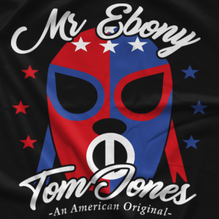 Cody Jones Mr. Ebony T-shirt