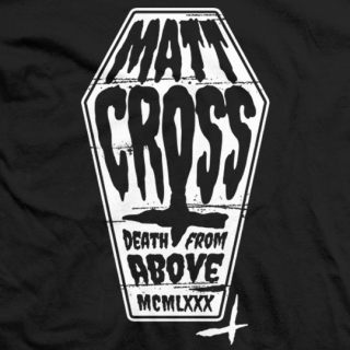 Matt Cross Coffin T-shirt