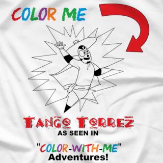 Tango Torrez Color-Me