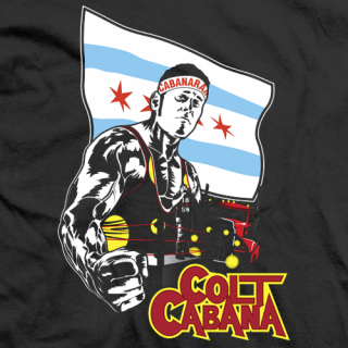 Colt Cabana Over The Top T-shirt