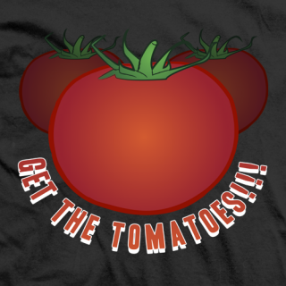 Colt Cabana Get The Tomatoes! T-shirt