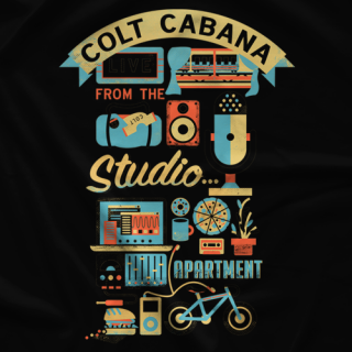 Colt Cabana Studio Apartment T-shirt