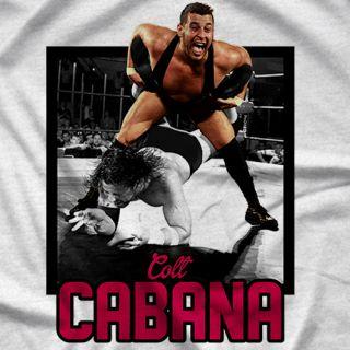 """- Clotheslined Apparel - Vintage Blend Soft T-shirt Colt Cabana """"Legacy"""""""