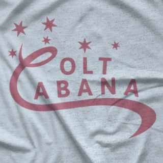 "- Clotheslined Apparel - Vintage Blend Soft T-shirt Colt Cabana ""Champion"""