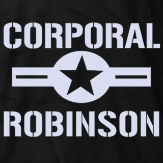 Corporal Robinson
