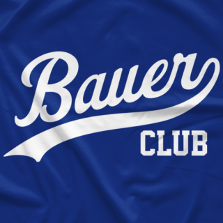 Court Bauer Bauer Club T-shirt