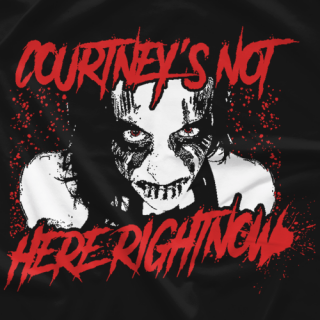 Courtney Rush Wrestling T-shirt Store