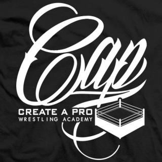 CAP Logo Script Black