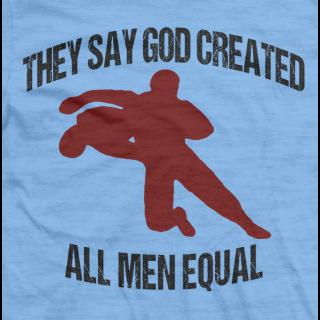 Michael Elgin Created Equal T-shirt