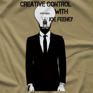 Creative Control Alternate T-shirt