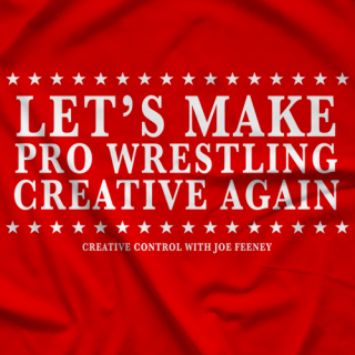 Make Wrestling Creative T-shirt