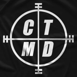 CTMD Crosshairs T-shirt