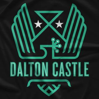 Dalton Castle Castle Crest T-shirt