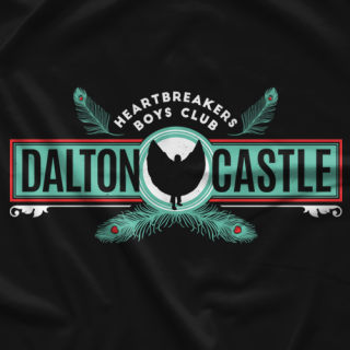 Dalton Castle Heartbreakers Boys Club T-shirt
