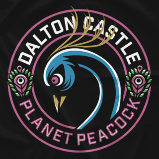 Planet Peacock - RAR logo