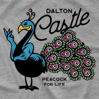 Peacock For Life