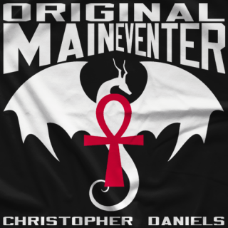 Christopher Daniels Main Eventer T-shirt