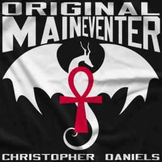 Christopher Daniels Main Eventer T-shirt