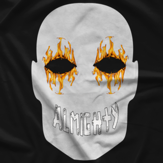 Almighty: The Fire Inside T-shirt