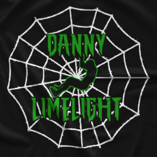 Danny Limelight Spidey Limelight T-shirt