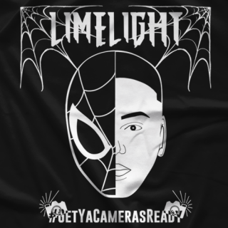 Danny Limelight Quiet T-shirt