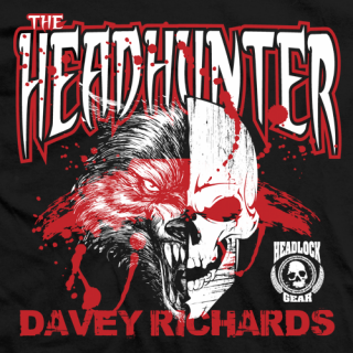 Davey Richards Headhunter T-shirt
