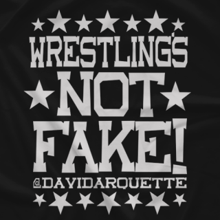 Wrestling's Not Fake
