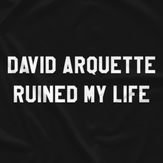 David Arquette Ruined My Life