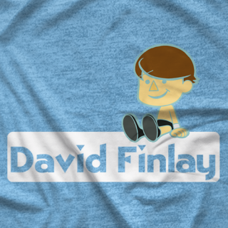 David Finlay Boy Finlay T-shirt