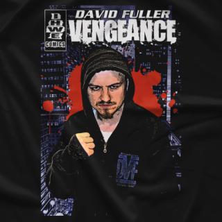 David Fuller VDF Comic T-shirt
