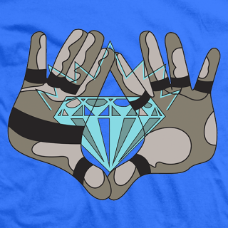 DDP Diamond Cutter T-shirt
