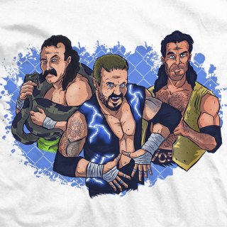 Three Legends - Scott Hall