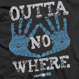Diamond Cutter Outta Nowhere T-shirt