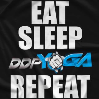 DDP Yoga Repeat T-shirt