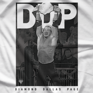 DDP Champion White T-shirt