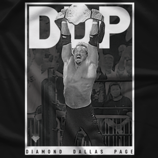 DDP Champion Black T-shirt