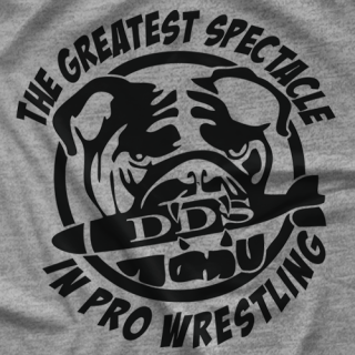 DDS Bulldog T-shirt