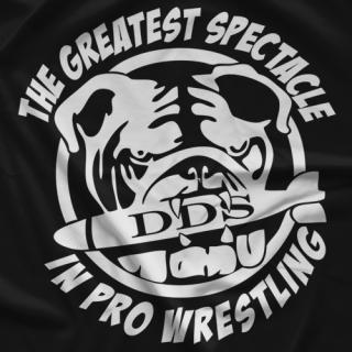 DDS Bulldog Black T-shirt