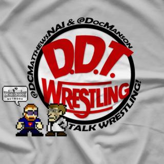 DDT Wrestling T-shirt