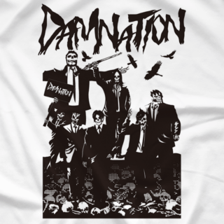 DAMNATION Seven White