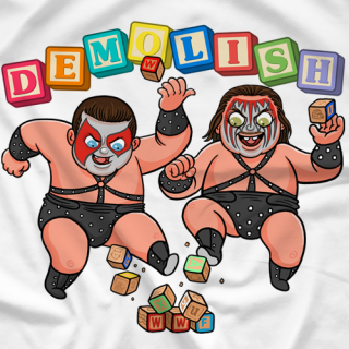 Demolition - Babyface Kid's Clothing
